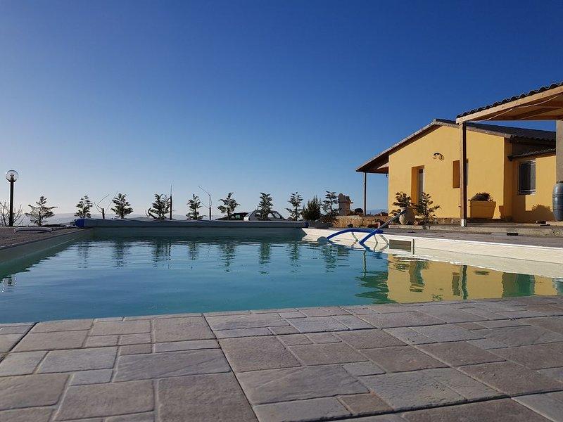 LA CASA DI CAMPAGNA, holiday rental in San Nicola