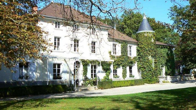 Château des Ayes *** gîte mariage séminaire restaurant, holiday rental in Notre Dame-de-l'Osier