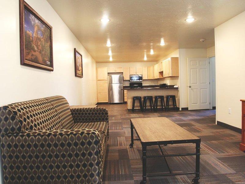 Ruby's Inn Resort Vacation Rentals #4555, casa vacanza a Parco nazionale di Bryce Canyon