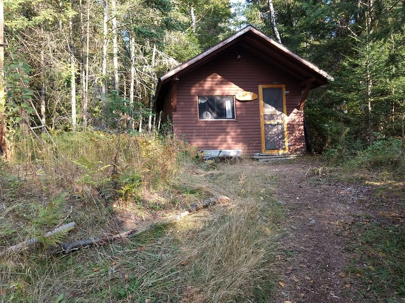 Wolf Cabin at Wilderness Wind, Ely, MN, casa vacanza a Ely