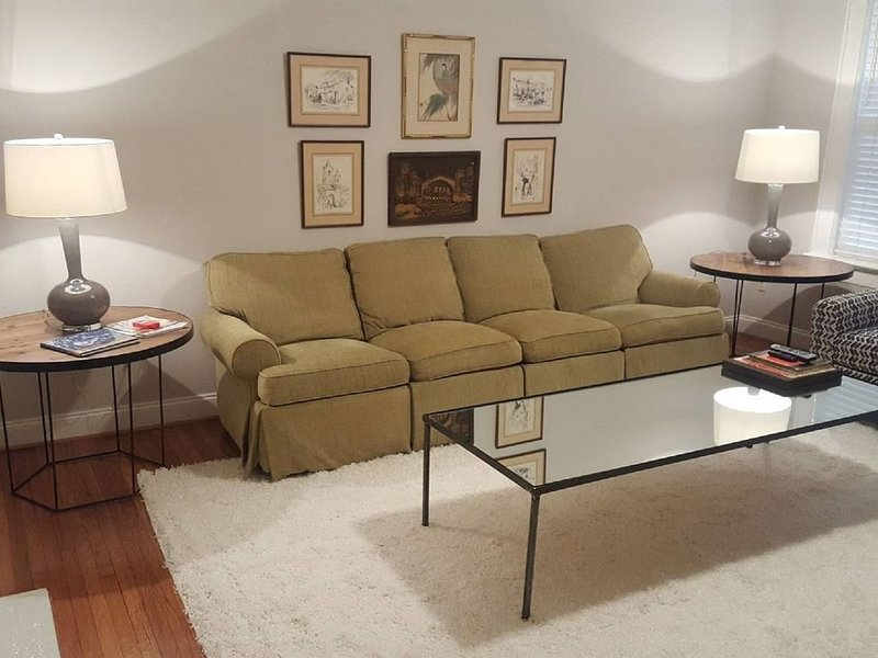 Ground Level Private Entry Downtown Condo, vacation rental in Greenville