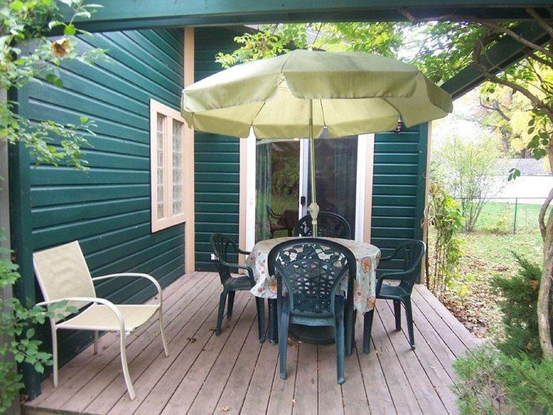 Cottage está disponible para alquiler adicional
