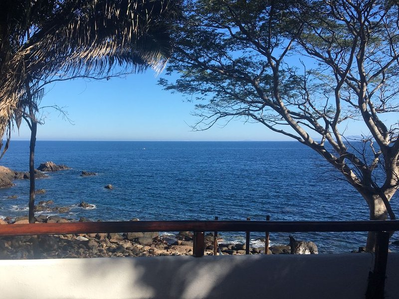 Beach bliss! Los Chonchos/Chimo/Yelapa/Puerto Vallarta, alquiler vacacional en Tehualmixtle