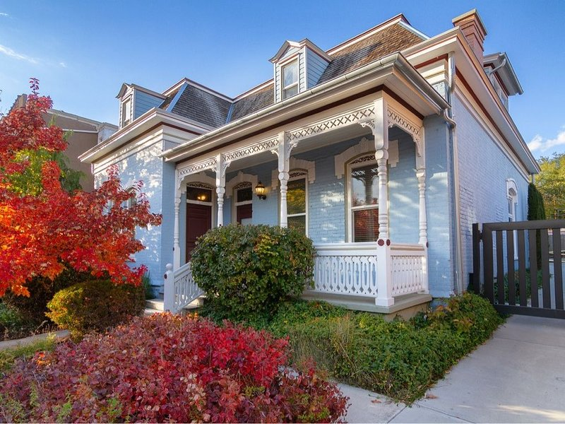 Beautiful Historic Home in the Avenues, alquiler de vacaciones en Salt Lake City