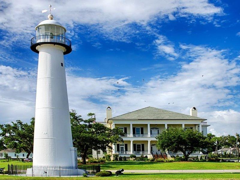 OCEAN CLUB LUXURY BEACH VILLAS – semesterbostad i Biloxi