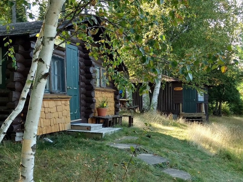 Bear Cabin At Wilderness Wind On Lake Armstrong Near Ely, Mn, casa vacanza a Ely