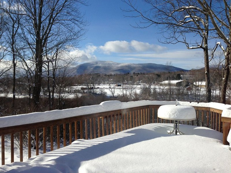 Vermont Views on the Battenkill River, holiday rental in Green Mountains