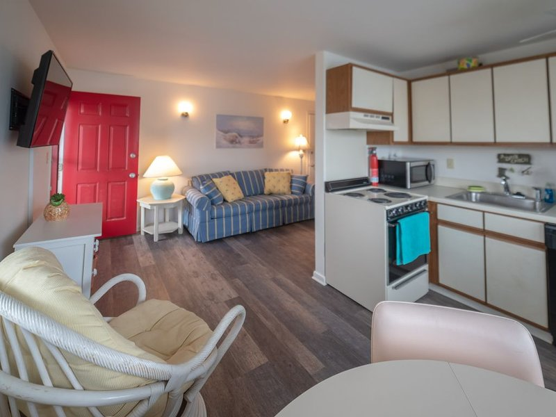 43rd St Oceanside w/ view, family friendly, wifi, 2020 bookings by message!, alquiler de vacaciones en Ocean City