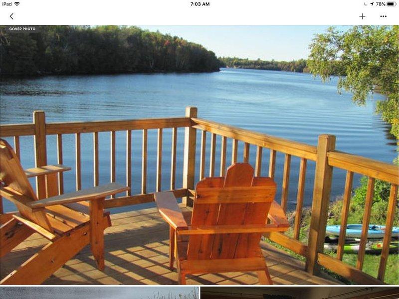 Relax in Small Town USA - Republic, Michigan!, alquiler vacacional en Champion