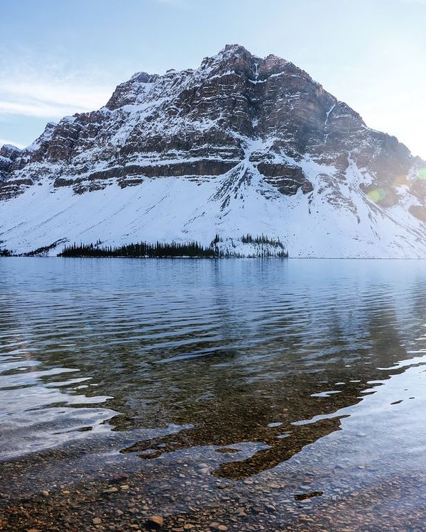Gorgeous glacial lakes of the Rockies