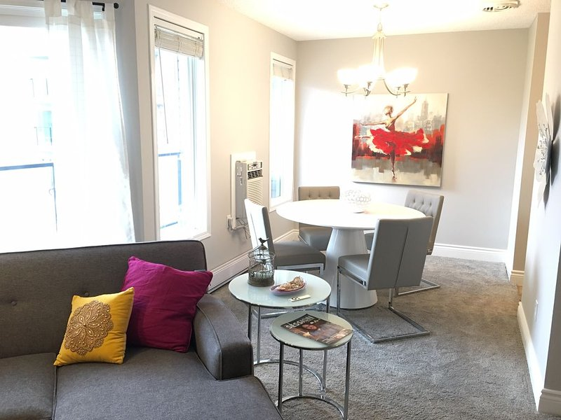 Newly renovated, fully furnished Condo in Saskatoon, holiday rental in Saskatchewan