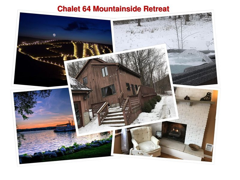 Chalet 64 Mountainside Retreat, location de vacances à Naples