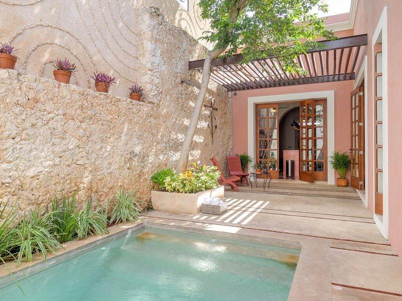 Casa Osito - Santiago Architectural Masterpiece, location de vacances à Merida