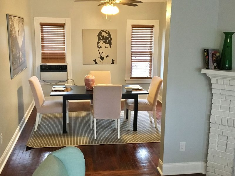 Cozy 2 Br apartment in Museum District, vacation rental in Houston