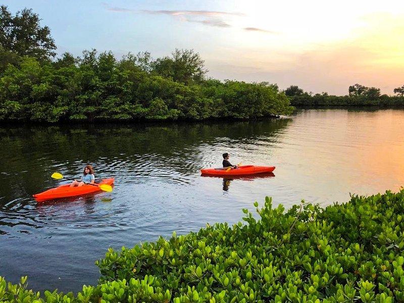 Jacuzzi, Kayaks, Family-Friendly Beaches, Golf Course access, and more!, location de vacances à Sun City Center