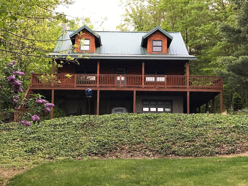 Pa-Mountain Rental House (Wellsboro, Pa), location de vacances à Wellsboro