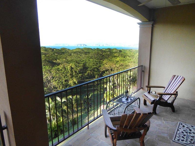 Balcón de la sala de estar