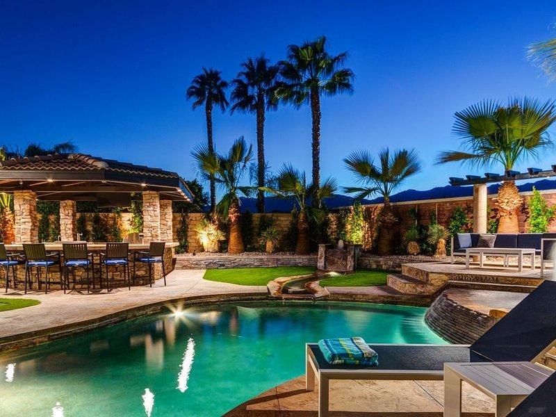 Rancho Mirage - Modern Design Resort Oasis, holiday rental in Sky Valley