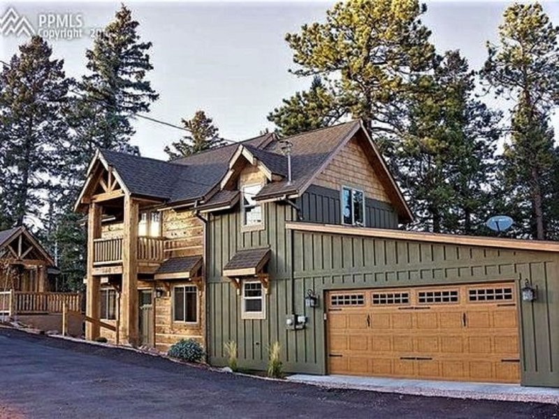 Pikes Peak / Colorado Springs Mountain Paradise 2 bedroom Cabin, vacation rental in Woodland Park
