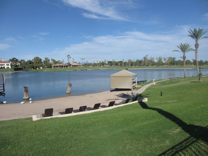 McCormick Golf Resort Scottsdale: Golf & Lake View: Cls to Old Town, Camelback, vacation rental in Paradise Valley