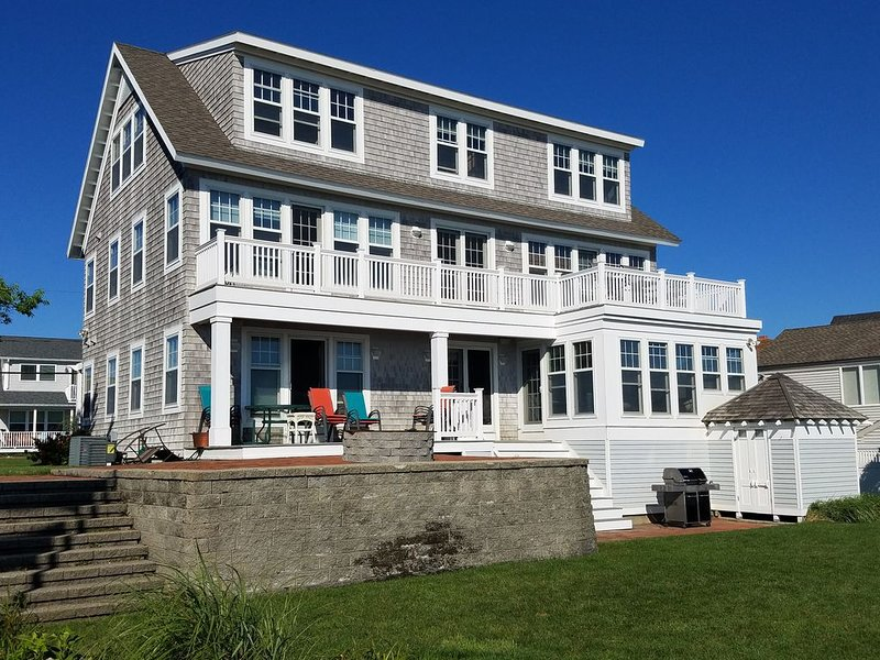 Vacation Home near historic Plymouth!  Rent now for 400th Anniversary!, vacation rental in Manomet