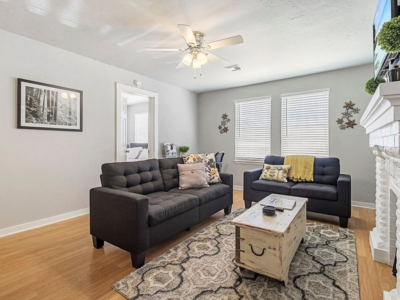 Quality and value 2 bed 1 bath in central downtown OKC, vacation rental in Spencer