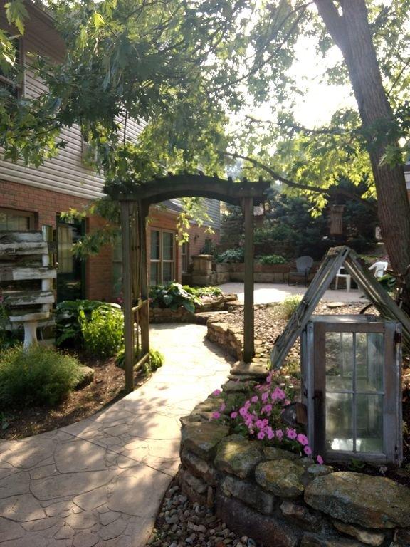 entrada / patio