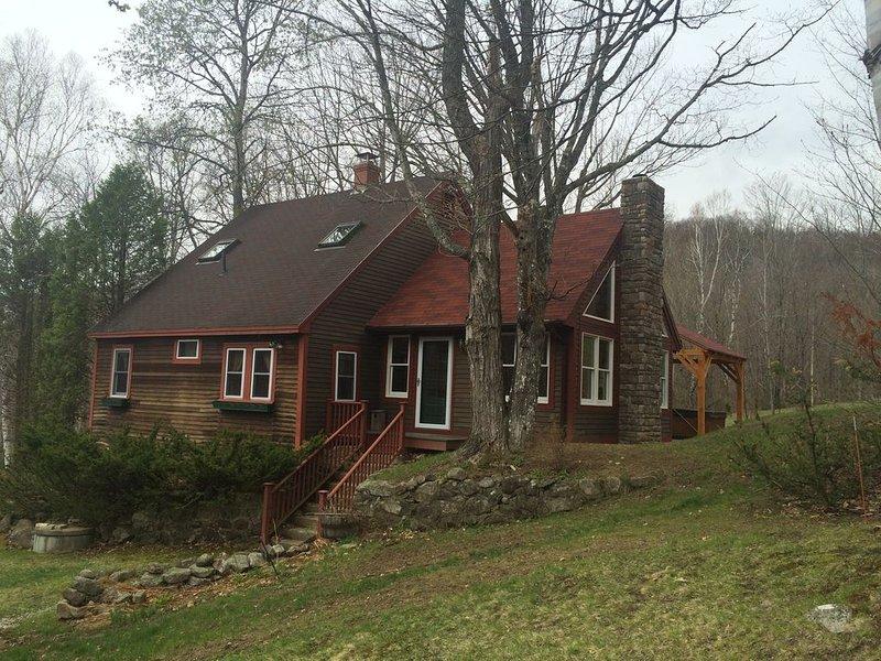 Enjoy New Hampshire in cozy Jackson Home, casa vacanza a Jackson