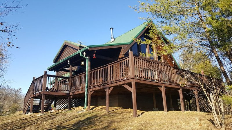 East Tennessee Mountain Life (Best Kept Secret), holiday rental in Tellico Plains