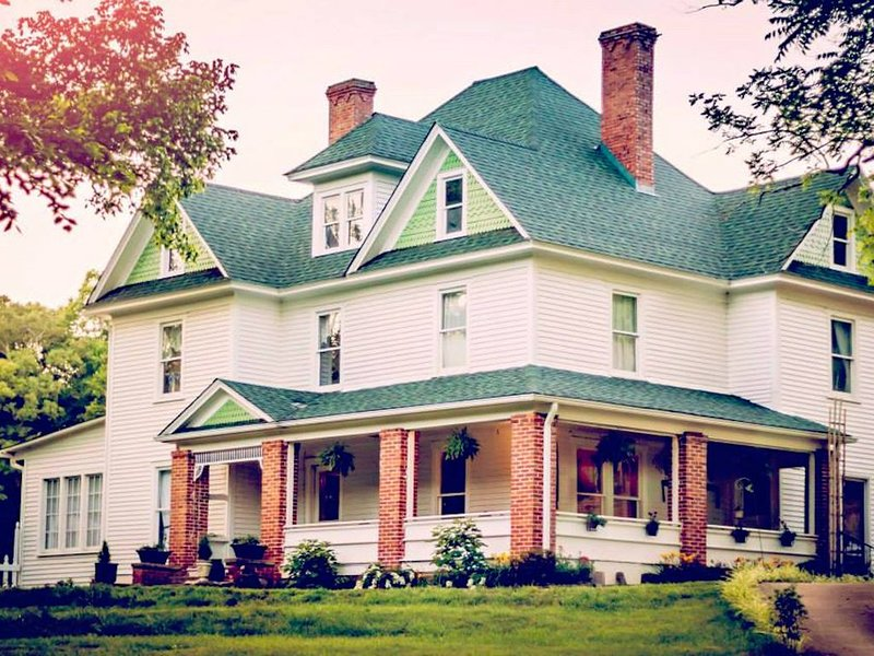 Historic Grain Cottage, holiday rental in Union Mills