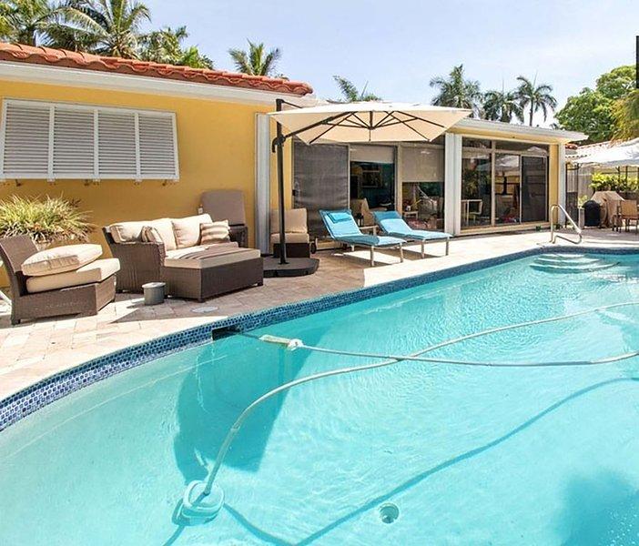 Beautiful Hollywood Beach Home, location de vacances à Hollywood
