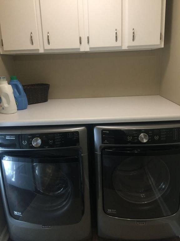 Tvättmaskin torktumlare