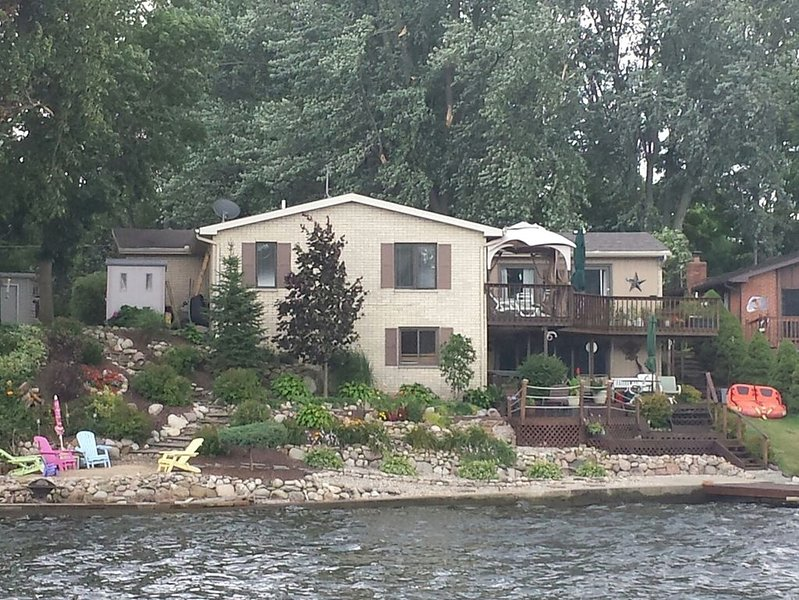 Beautiful Home on the River, alquiler vacacional en Middlebury