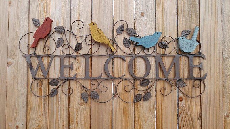 Garez-vous dans votre propre lieu dédié et entrez par la porte privée.