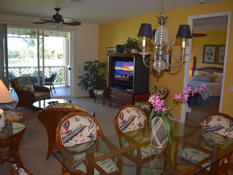 Incredible 2 bedroom 2 bath located in Waikoloa Beach Resort, vacation rental in Puako