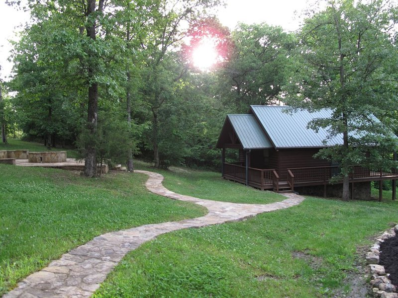 North Fork River—Only Private Cabin on the North Fork River Trophy Waters!!, aluguéis de temporada em Salesville