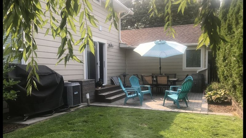 Cute Downtown Home!!, holiday rental in Coeur d'Alene