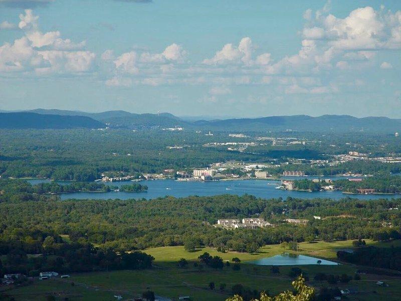 Best views in Hot Springs Arkansas!, casa vacanza a Bismarck