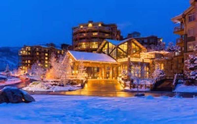Christmas Week 12/22-12/29 SKI in SKI out at The Canyons Park City!, location de vacances à Park City