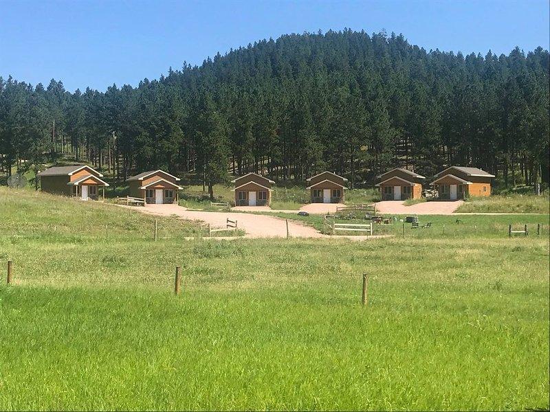 Centrally Located near everything the Black Hills has to offer!, aluguéis de temporada em Silver City