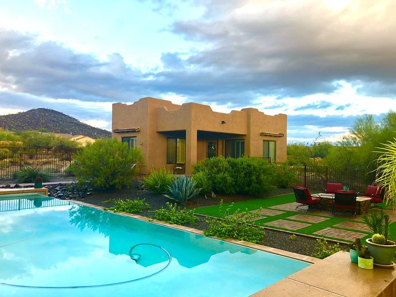 Casita Del sol, 1 BR 1BA-Sleeps 4. Minimum Stay 4 nights. Great North Phoenix, holiday rental in Anthem