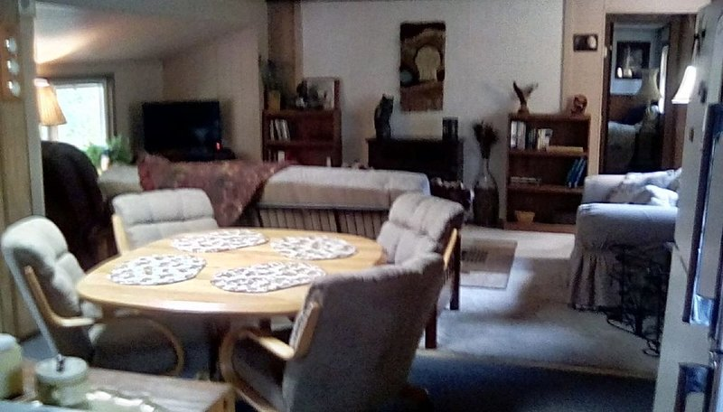 The center of it all!, vacation rental in Clam Gulch
