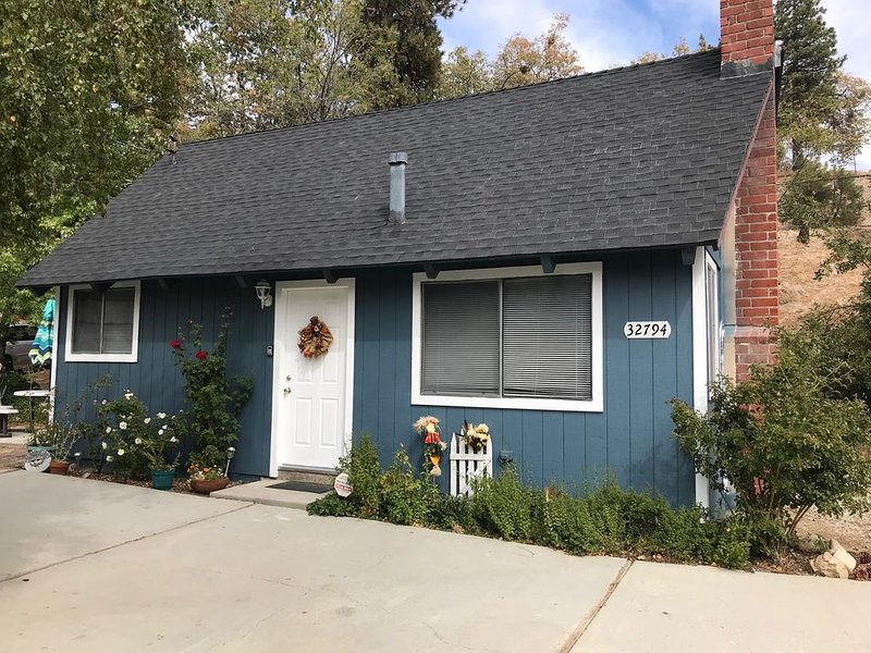 Located Half way between Lake Arrowhead&Big Bear/ Level Entry, vacation rental in Running Springs
