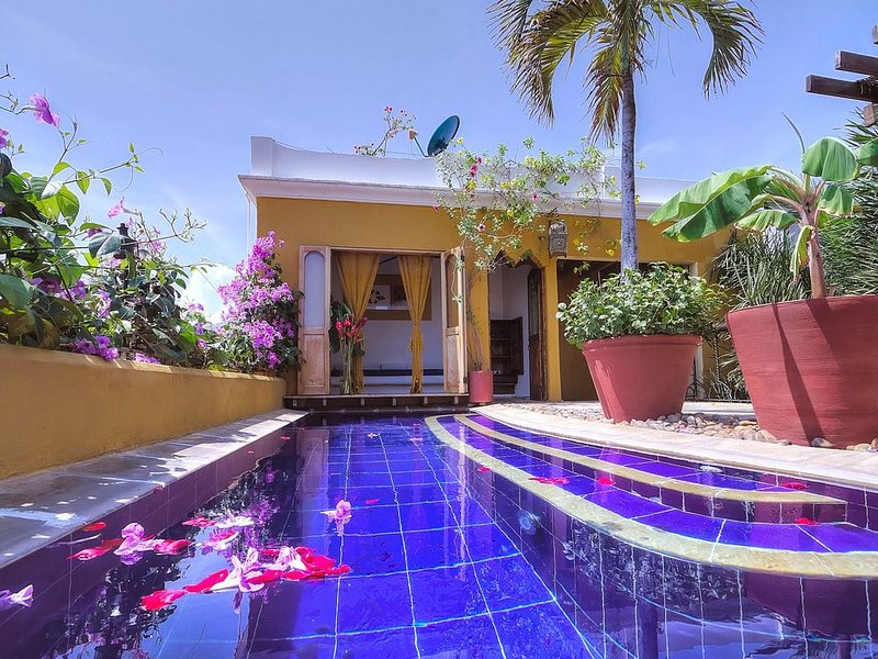 Luxury Spanish Colonial House in Cartagena Colombia, vacation rental in Cartagena