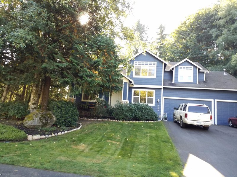"Viking Crest Poulsbo ""close to Bangor Base"", holiday rental in Poulsbo"