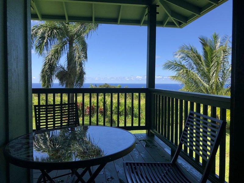 North shore Maui ocean view B and B room 2, holiday rental in Makawao