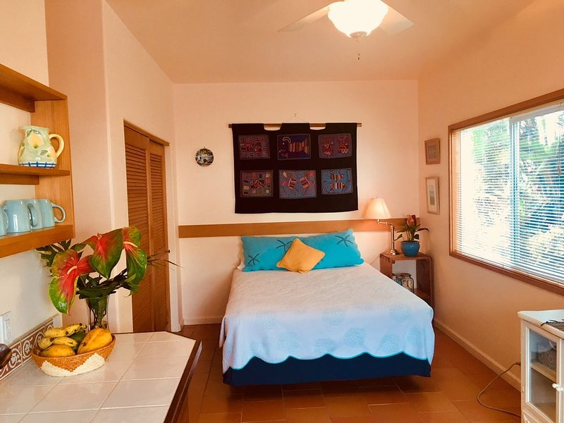 Sweet and Cozy Hilo Studio - New listing, holiday rental in Hilo