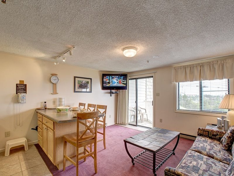 Mountain Lodge 1st Fl Perfect location,Slopeside, Lake view -New Years Available, holiday rental in Bartow