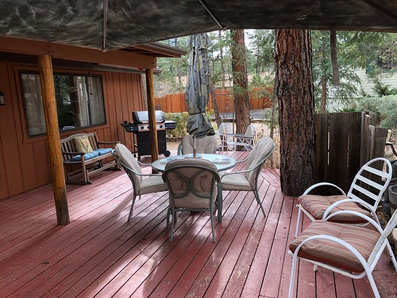 Rim Cabin in the mountains, location de vacances à Pinetop-Lakeside