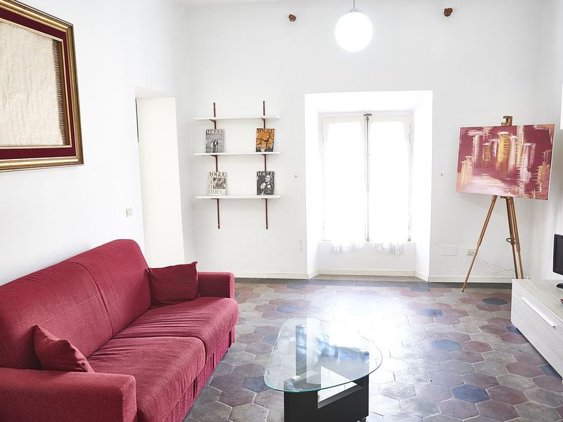 Claudia's Design Apartment in Rome's Center, holiday rental in Ladispoli